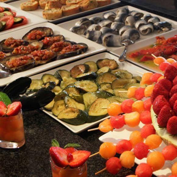 Repas de groupe - Le Martinus - Restaurant Fréjus